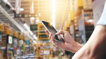 Mobilen som vedlikeholdsverktøy