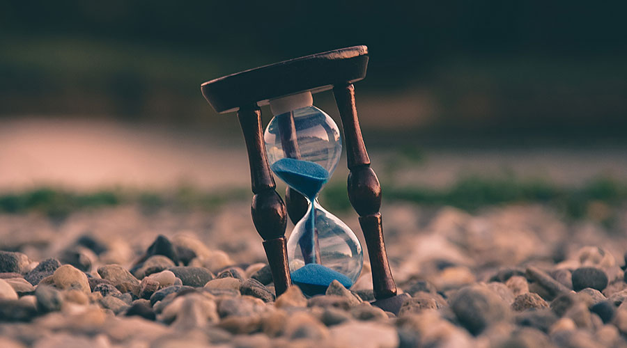 Hva er det med tiden?