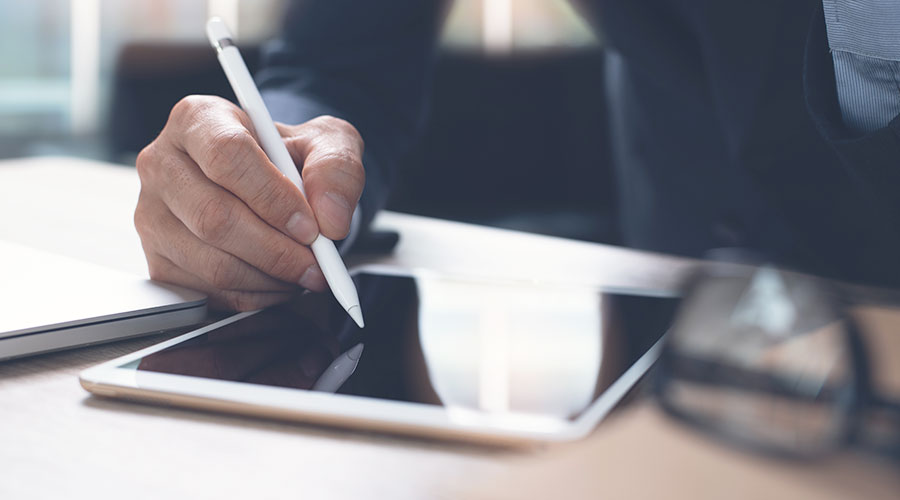 Få en trygg og effektiv kontraktshåndtering med digital signering
