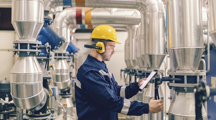 Hvordan sikre god tilstand på maskiner og utstyr